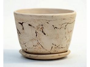 Горшок керамический Виола для растений